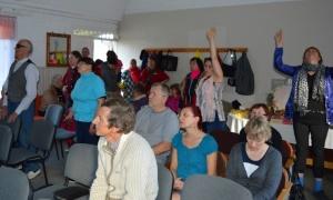 Ragu Koguduse teenistus