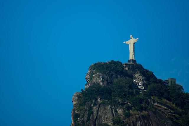 Jeesuse Kristuse kuju Rio de Janeiros