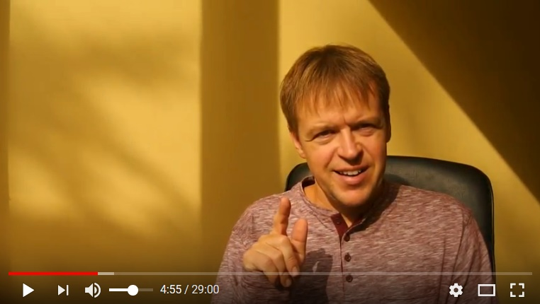 Kõik mis te tahate, et inimesed teile teeksid, seda tehke neile (video)