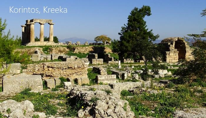 Korintos, Kreeka