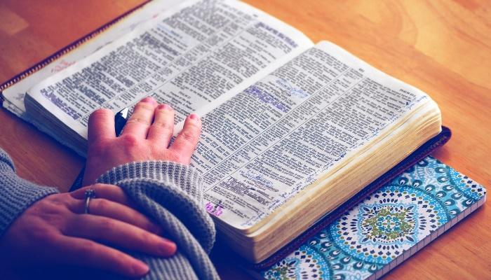Piiblit uurimas