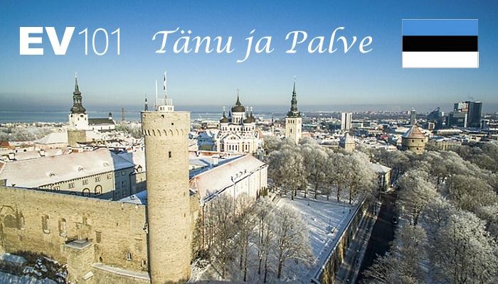 Tallinn EV101 - Tänu ja palve