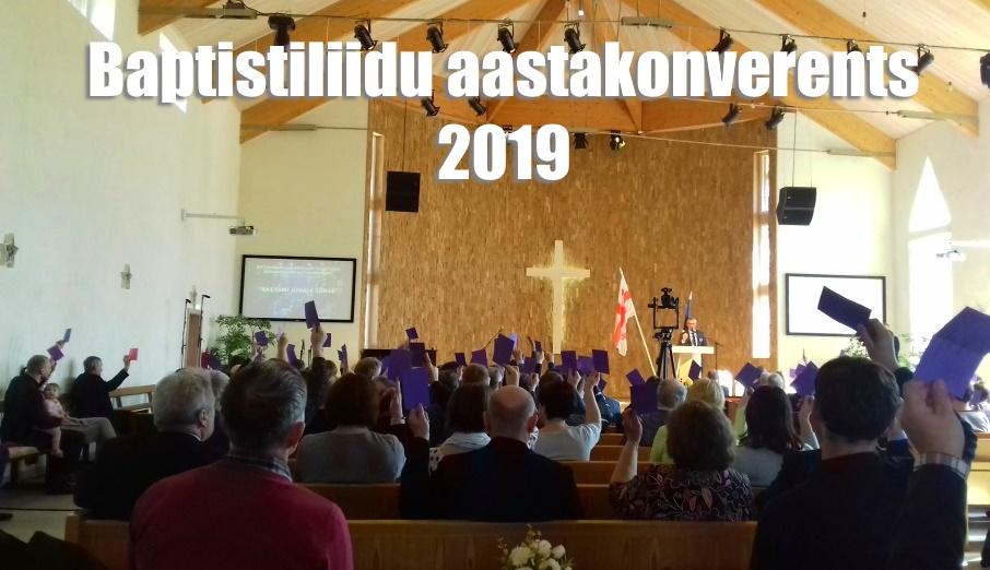 aastakonverents 2019 Viljandis