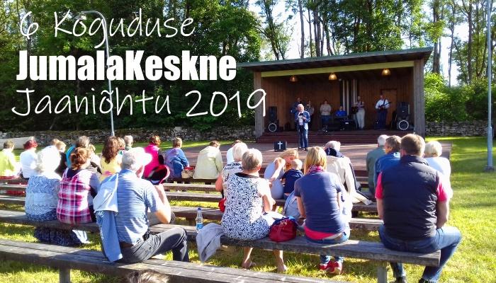 Rahu koguduse jaaniõhtu 2019