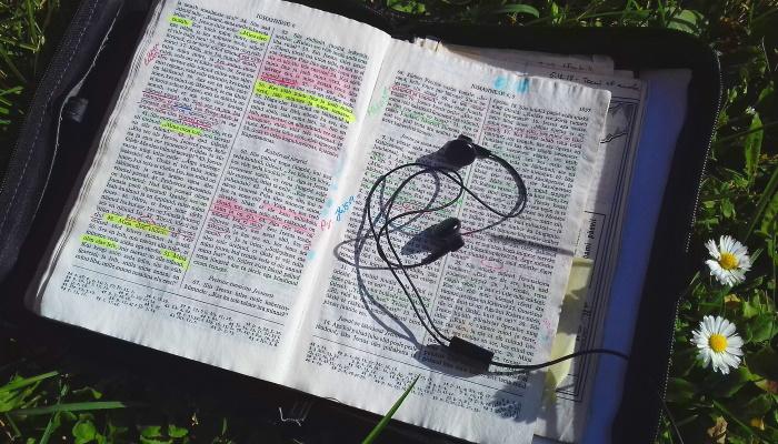 Audiopiibel - kuula kogu Uut Testamenti